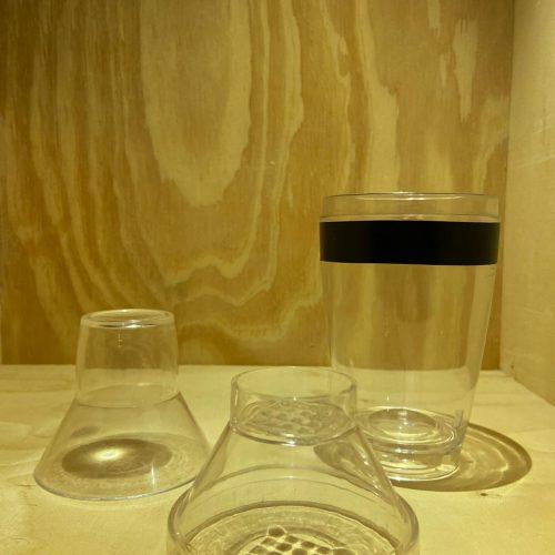 Cocktailshaker plastic